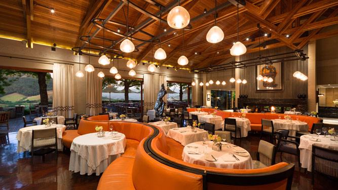 Africa's Top 10 Hotel Restaurants - Delair Graff Cape Winelands