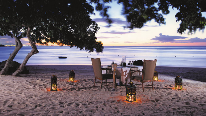 Africa's Top 10 Hotel Restaurants - The Oberoi Mauritius