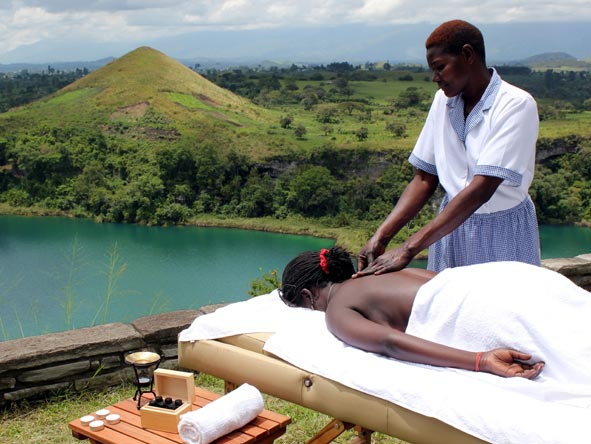 Massage in Uganda