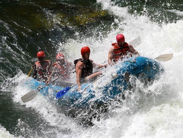 Adventure Victoria Falls