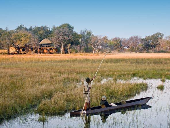 Xudum Lodge Botswana