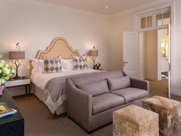 Leeu House Suite
