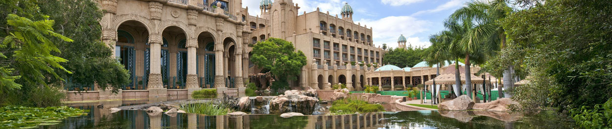 Romantic Sun City Palace