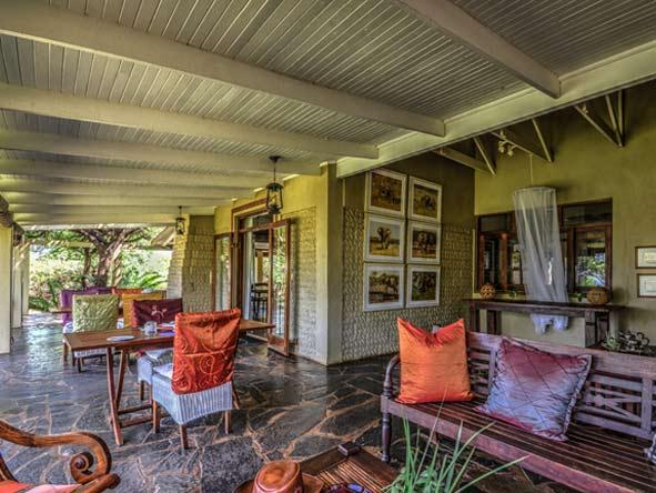 large verandah