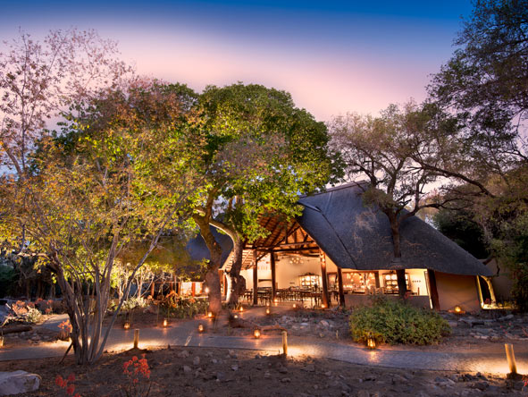 Ngala Safari Lodge