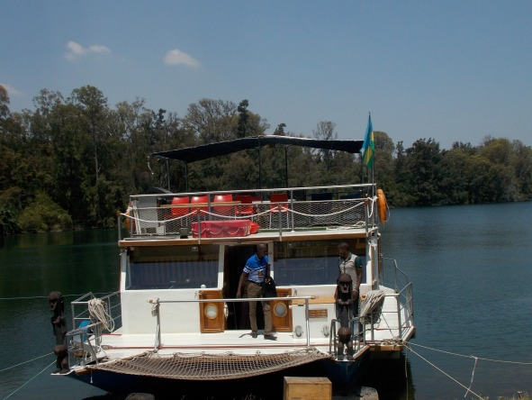 Kivu Boat