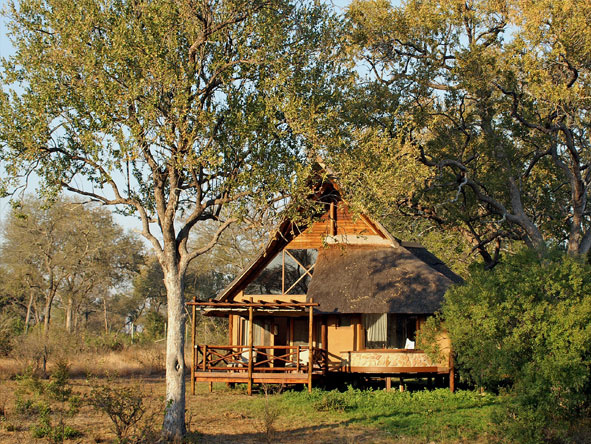 Lukimbi Lodge