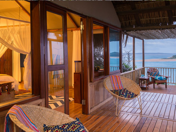 modern beach suites