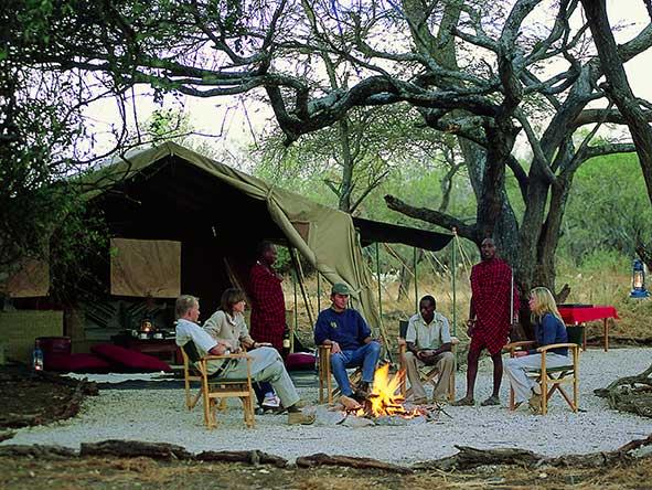 Porini Amboseli Tented Camp