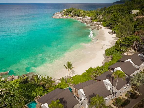Carana Beach Hotel Chalets