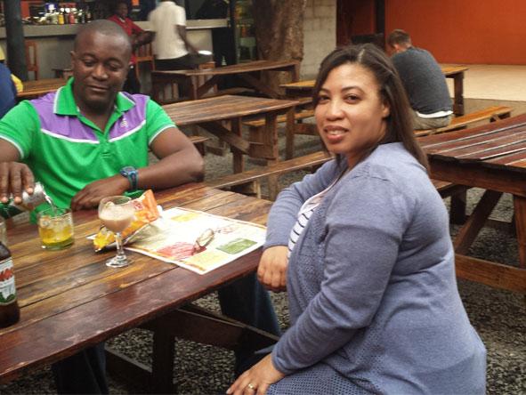 Candice Zambezi