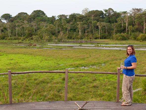 Emma Congo Langa Camp