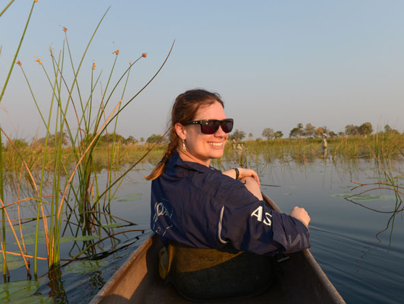 Emma Nxabega Okavango