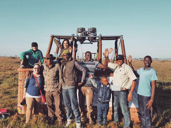 Madelein Masai Mara