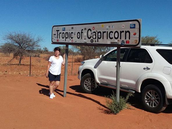 Madelein Namibia