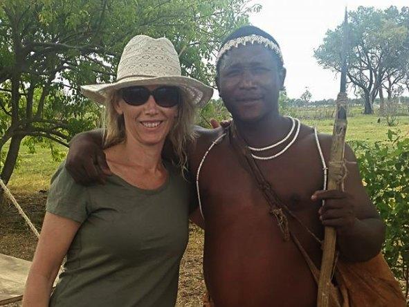 Lorna Botswana