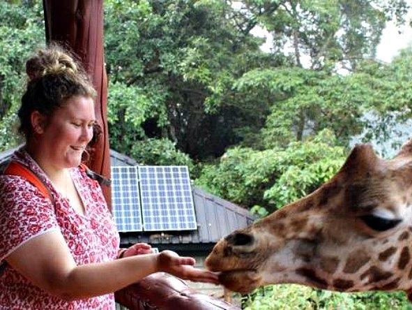 Pippa Giraffe Centre