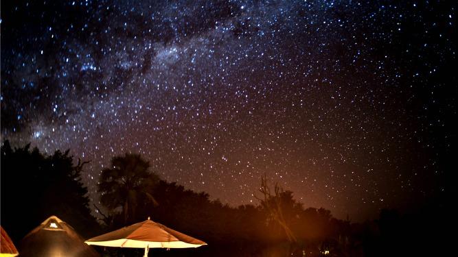 Picture 4- Camp Okavango