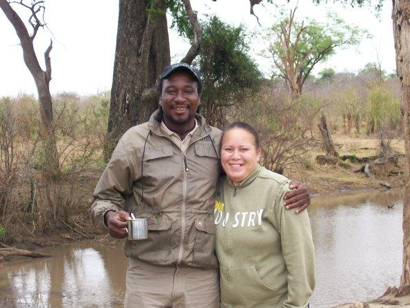 Genevieve Zambezi