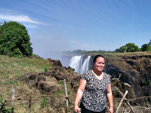 Genevieve Victoria Falls