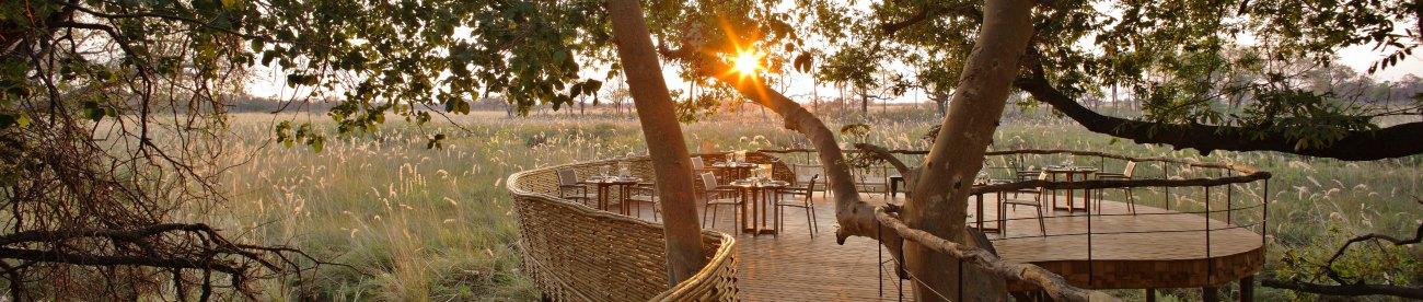 Sandibe Okavango Safari Banner