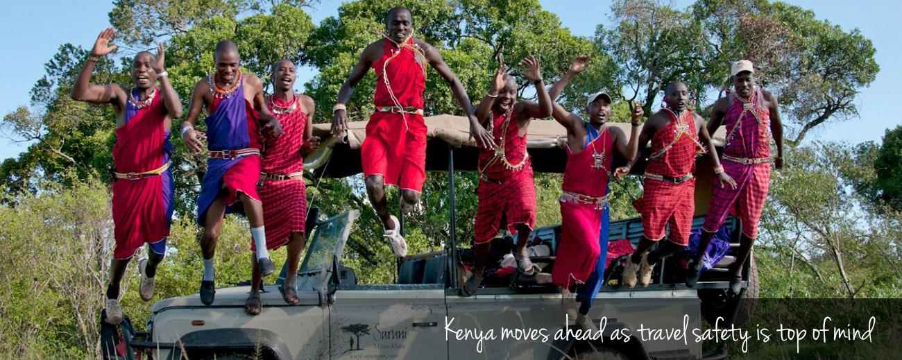 Kenya Safety