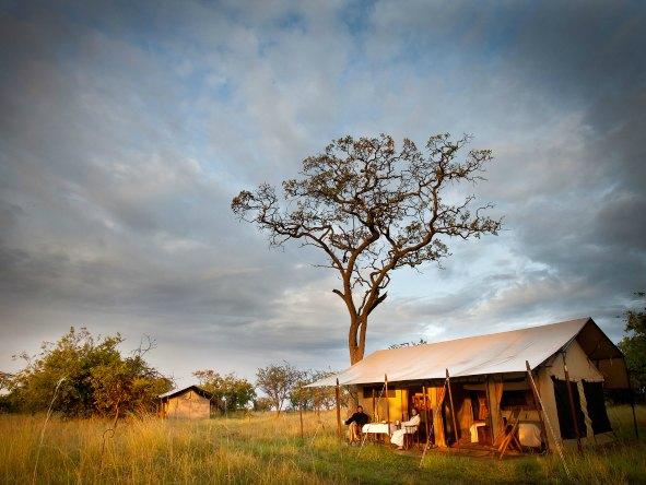 Legendary Serengeti Camp Go2Africa
