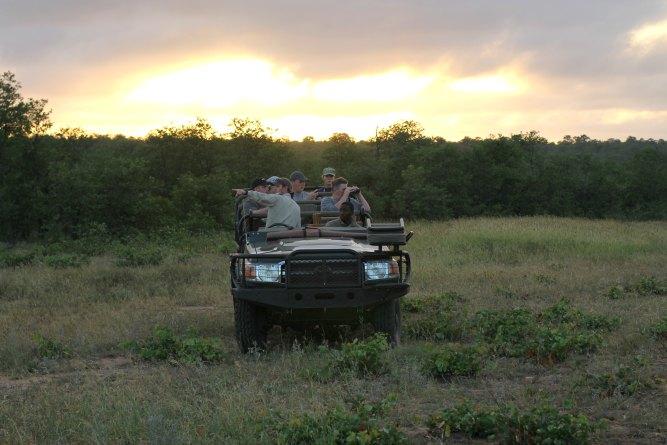 Kruger Green Season