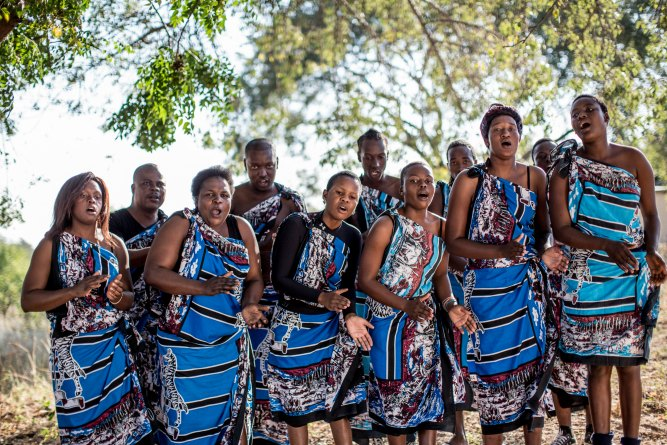 Singita Choir