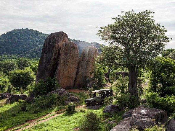 Jabali Ridge