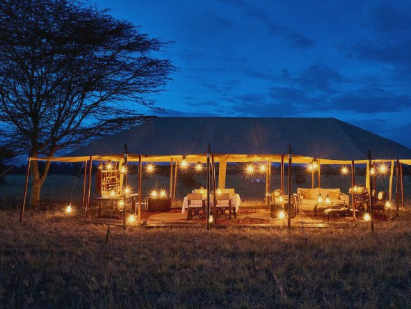 Nyasirori Tented Camp