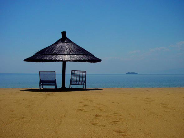 Romantic Malawi Beach