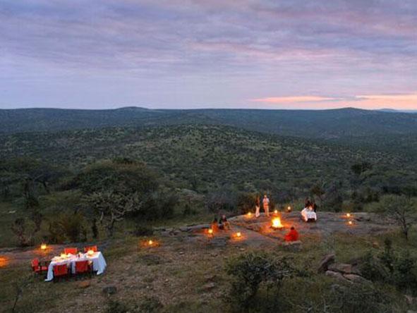 Family Kenya's Mara & Laikipia