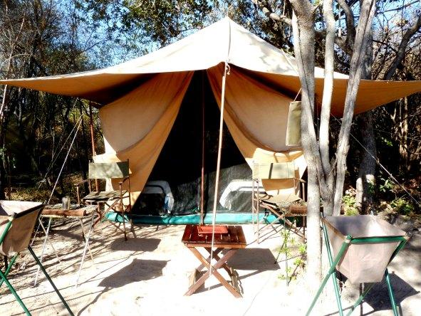 Raw Botswana Motswiri Camp