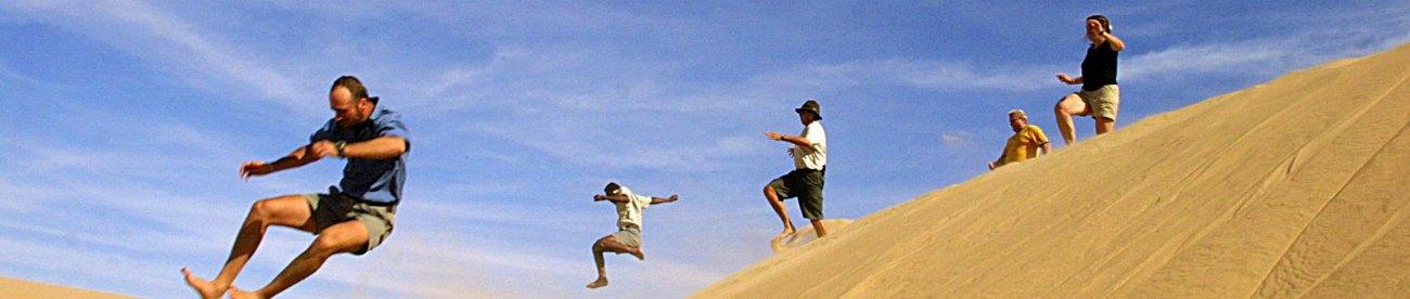 namibia family holidays