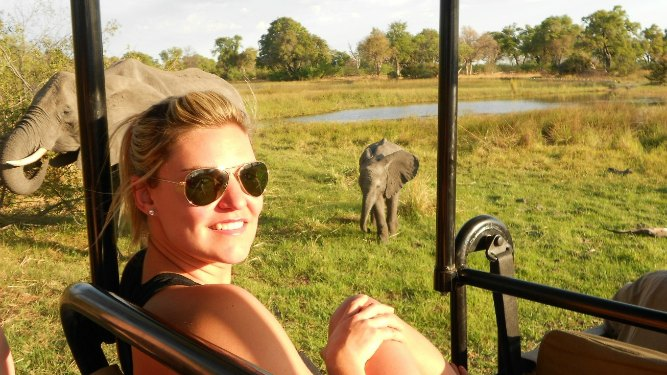 Botswana Game Viewing