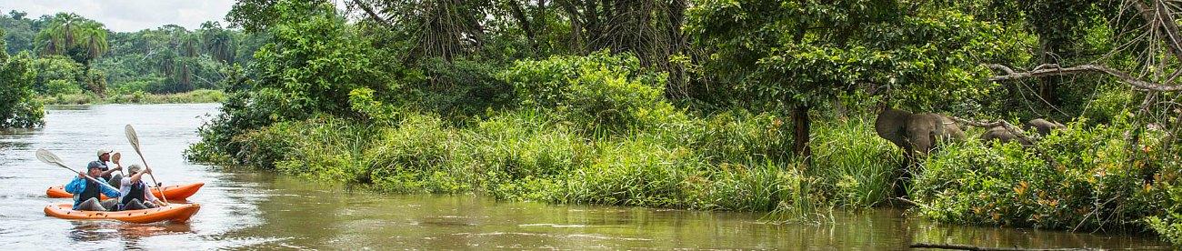 Congo Kayak