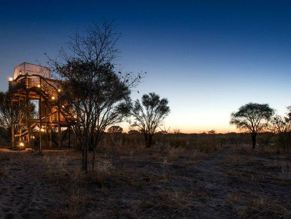 Khwai Private Reserve - Makgadikgadi Pans National Park