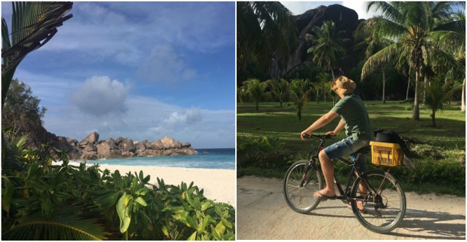 10 Days in the Seychelles