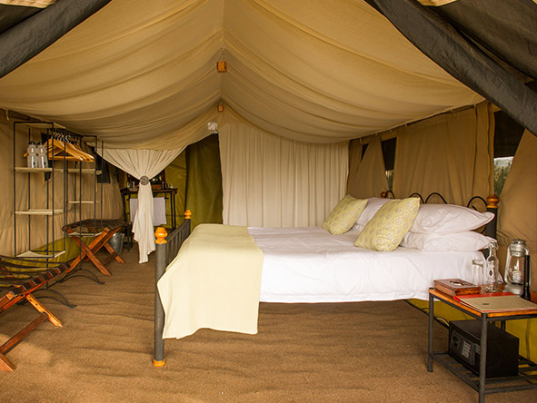 Sanctuary Serengeti Migration Camp