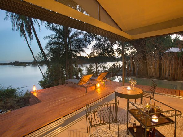 Thorn tree River Lodge