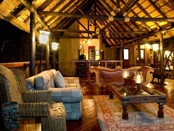 Shumbalala Lodge