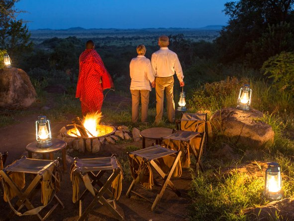 Serengeti Pioneer Camp