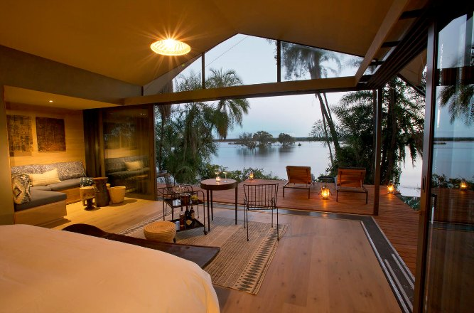 Thorntree River Lodge, Zambia