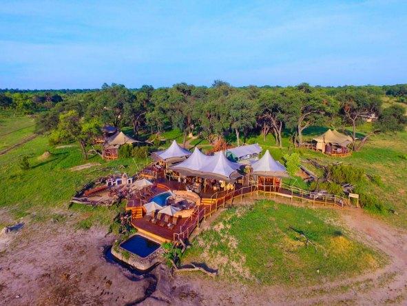 Somalisa Tented Camp, Zimbabwe