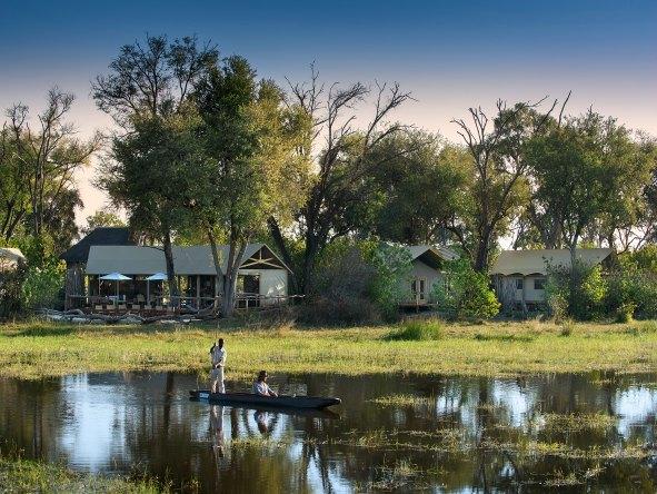 Khwai Tented Camp, Botswana