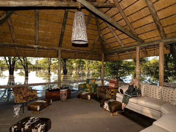 Lounge Hyena Pan