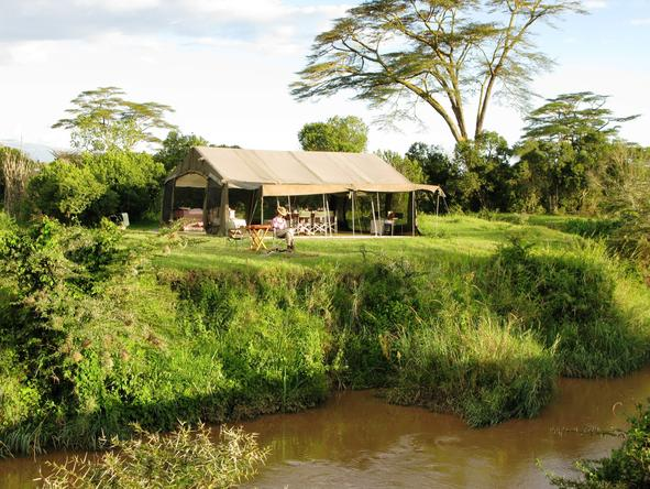 Memorable Laikipia & Mara Adventure