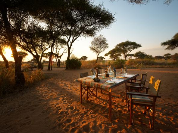 Romantic Tanzania Highlights