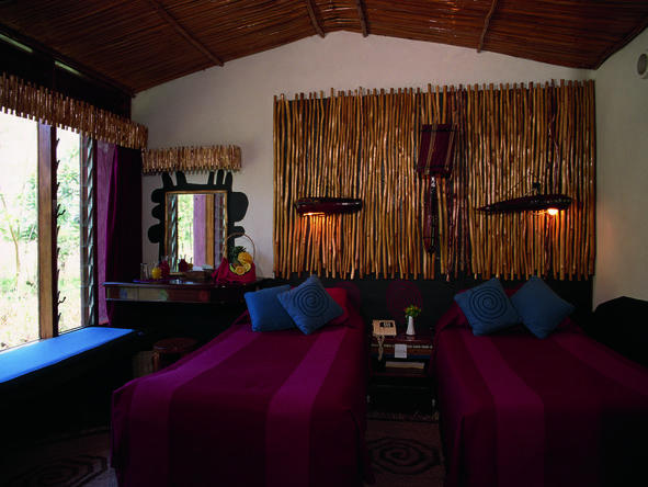 Amboseli Serena Safari Lodge - Bedroom2